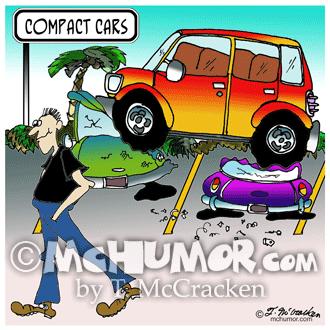 Compact Car 7951