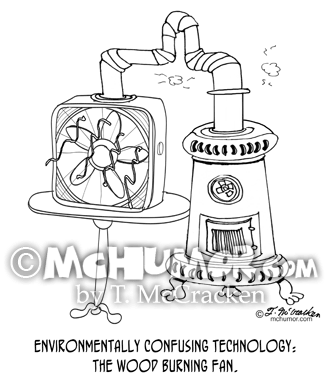 Technology Cartoon 7998