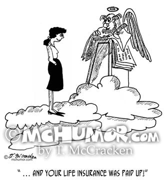 Insurance Cartoon 9527