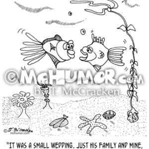 6780 Wedding Cartoon