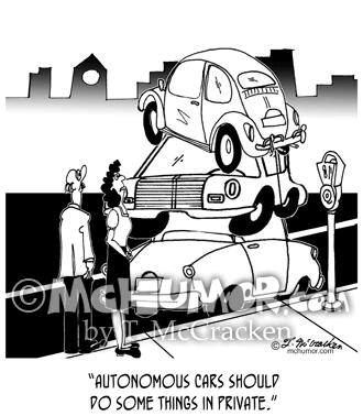 Autonomous Car 9474