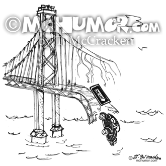 Bridge Cartoon 1368