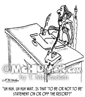 Journalist Cartoon 1448
