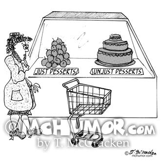 Dessert Cartoon 1775
