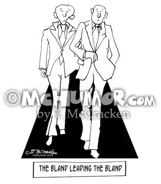 Fashion Cartoon 1973