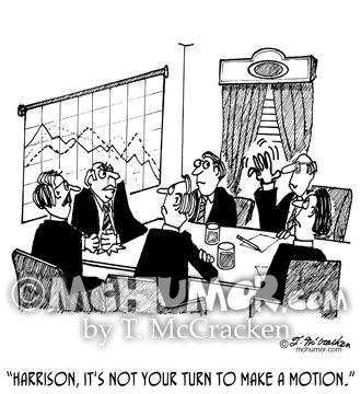 Executive Cartoon 2070