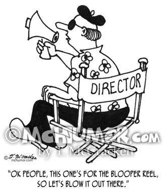 Blooper Cartoon 4118