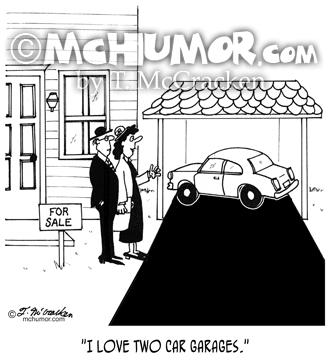 Parking Cartoon 4148