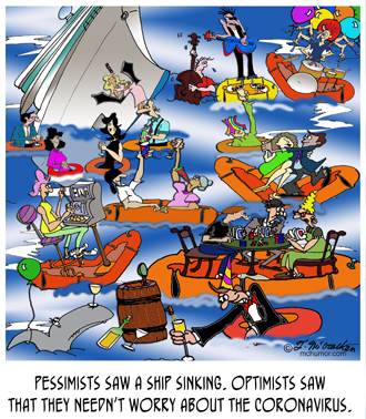 Coronavirus Cartoon 9653