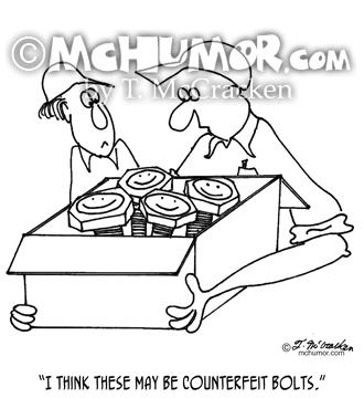 Bolt Cartoon 4440